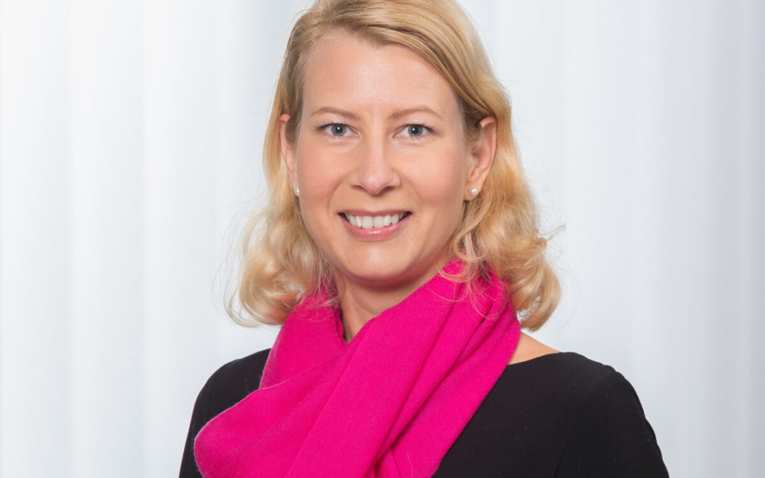 Dr. Anne-Kathrin Stoller to assume CMO position at Bachem