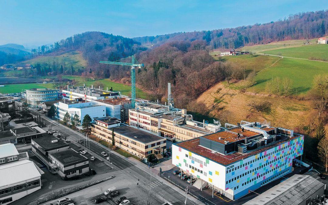 A world market leader from the Basel region – Bachem celebrates 50 years of company history